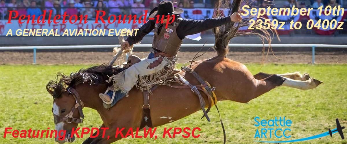Pendleton Round-up | GA Event
