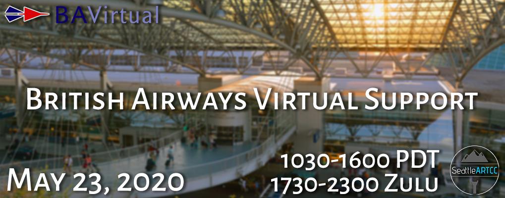 British Airways Virtual Support