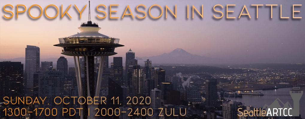 Spooky Season in Seattle