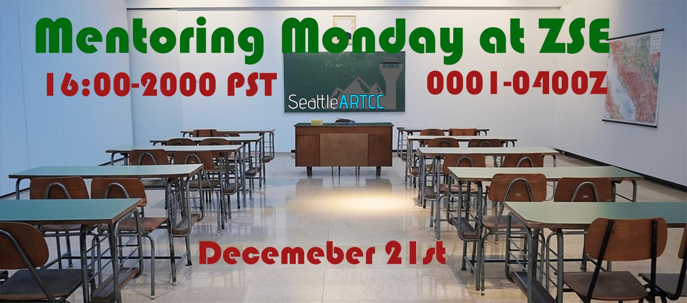 Mentor Monday at ZSE!