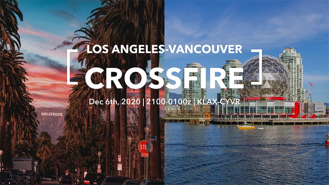 [ASSIST] Los Angeles-Vancouver Crossfire