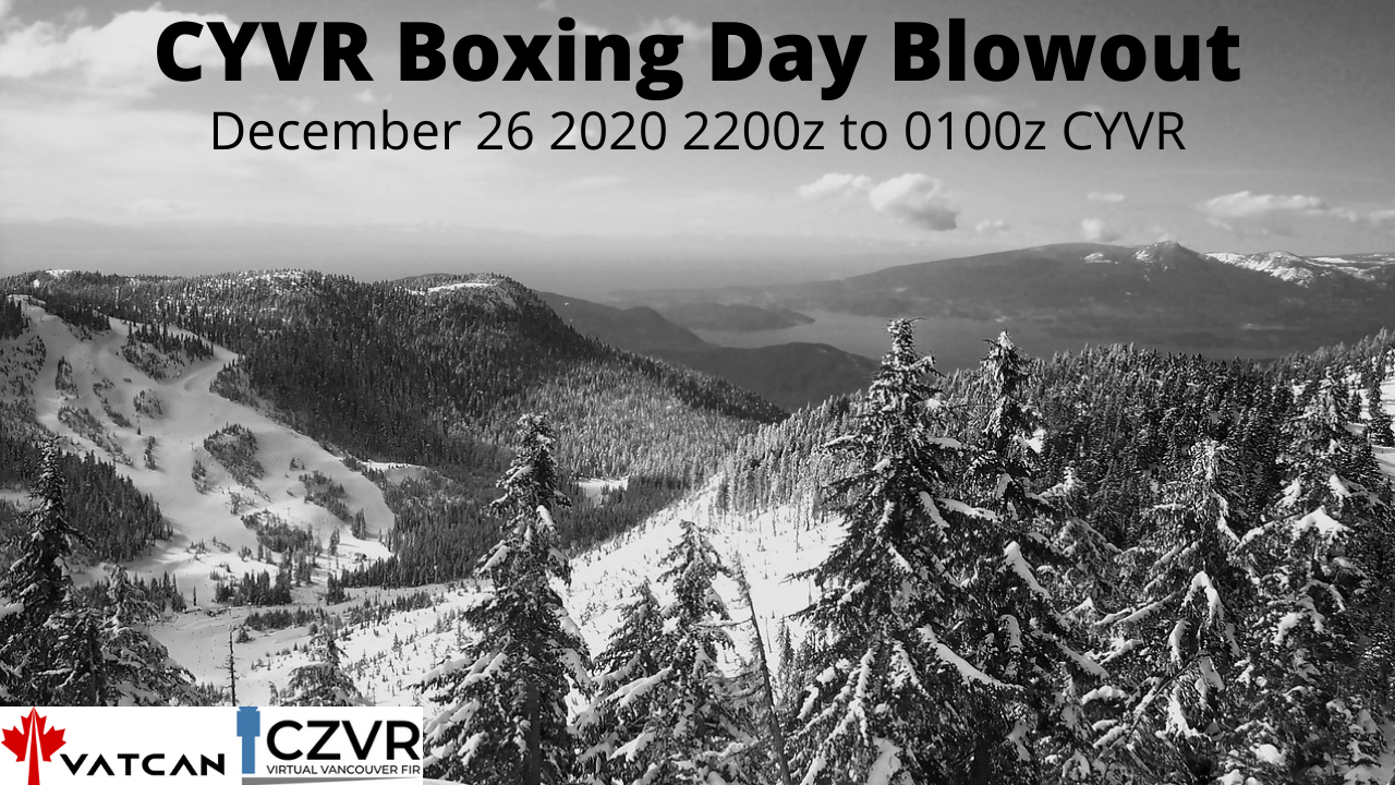 [ASSIST] Vancouver Boxing Day Blowout