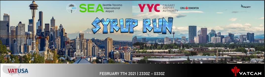 Syrup Run Sunday