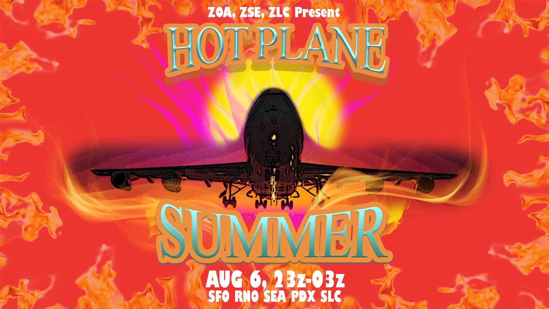 Hot Plane Summer