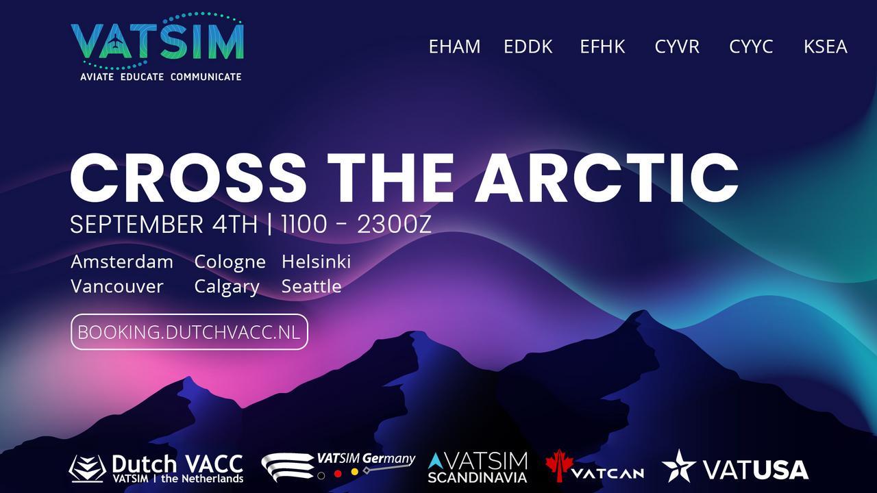 Cross the Arctic