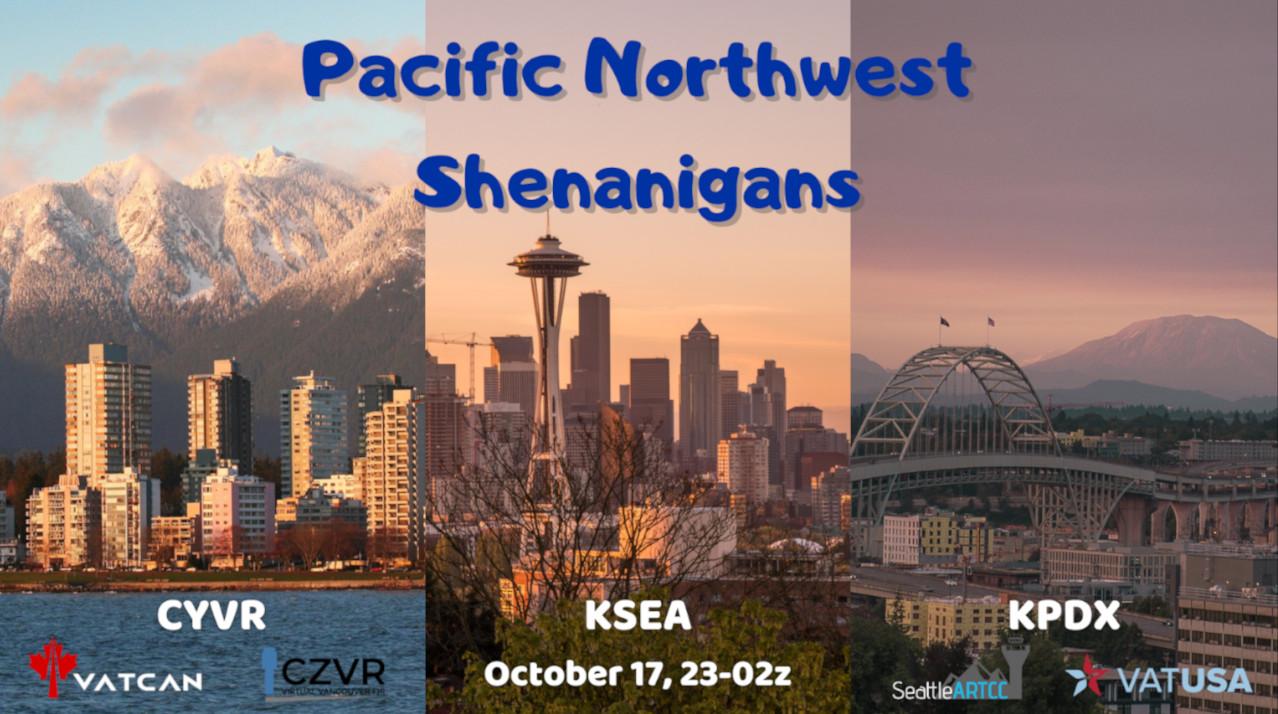 Pacific Northwest Shenanigans
