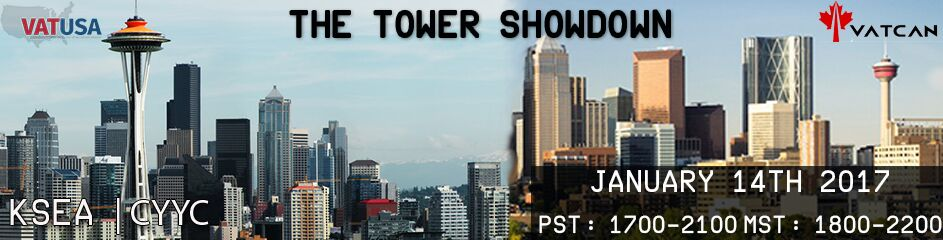 The Tower Showdown
