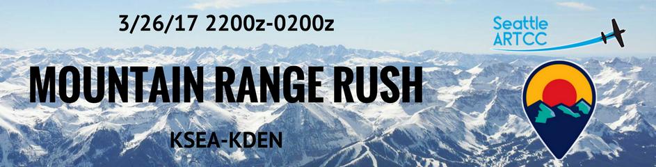 Mountain Range Rush