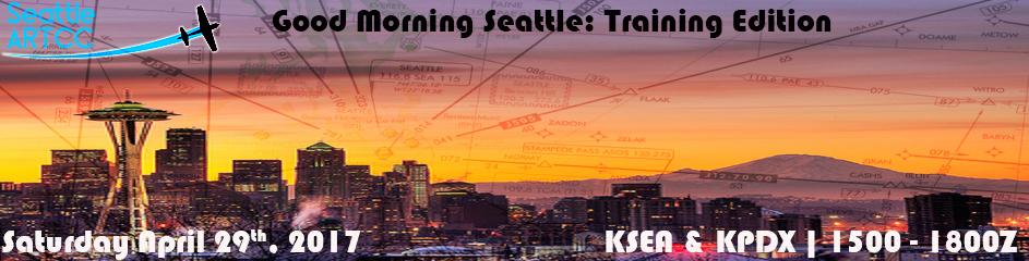 Good Morning Seattle: Training Edition