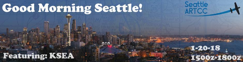 Good Morning Seattle!